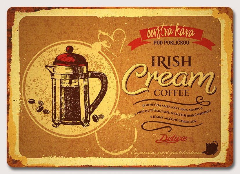 IIrish Cream coffee