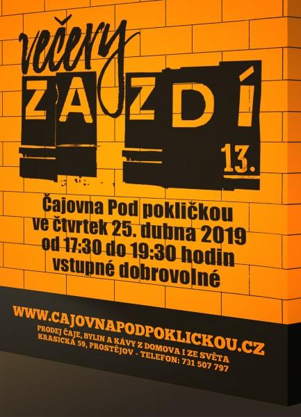 Večery za zdí 13 - Viktor Pisch