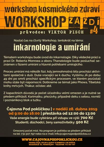 Workshop kosmického zdraví IV
