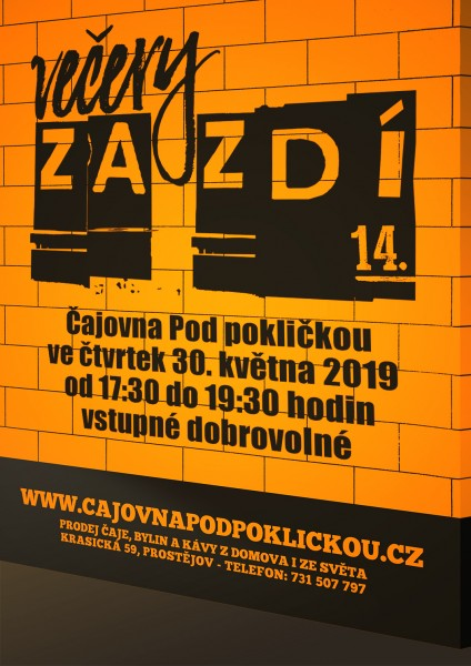 Večery za zdí 14 - Viktor Pisch