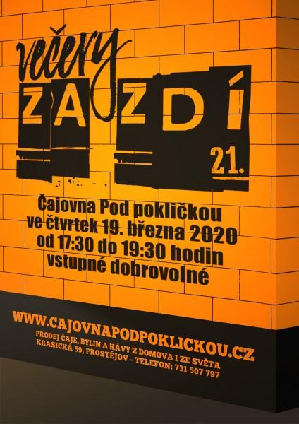 Večery za zdí 21 - Viktor Pisch