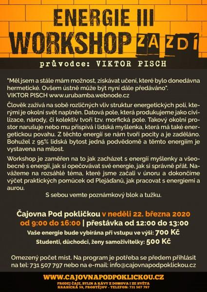 Workshop za zdí 3