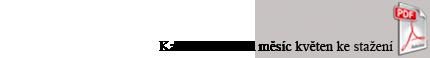 květnový program PDF