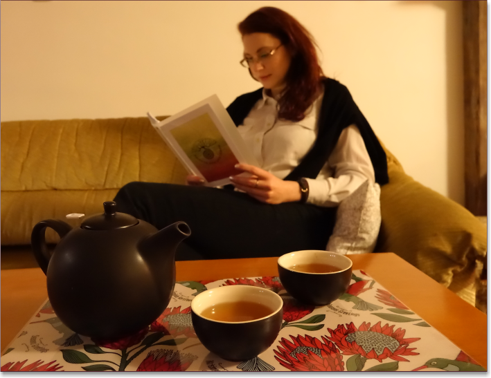 Čajovna pod pokličkou